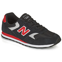 Shoes Men Low top trainers New Balance 393 Black / Red