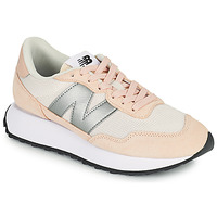 Shoes Women Low top trainers New Balance 237 Pink / Silver