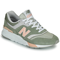 Shoes Women Low top trainers New Balance 997 Grey / Pink
