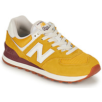 Shoes Women Low top trainers New Balance 574 Yellow