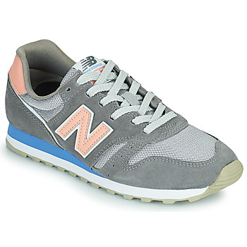 Shoes Women Low top trainers New Balance 373 Grey / Pink