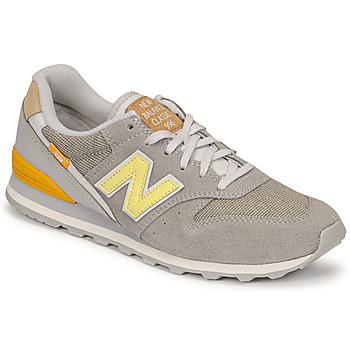 Shoes Women Low top trainers New Balance 996 Grey / Yellow
