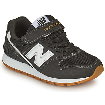 Shoes Boy Low top trainers New Balance 996 Black