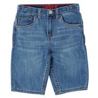 material Boy Shorts / Bermudas Levi's PERFORMANCE SHORT Blue