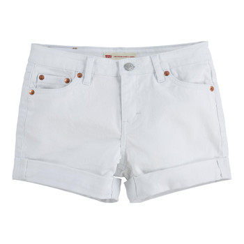 material Girl Shorts / Bermudas Levi's 4E4536-001 White