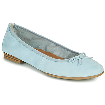 Shoes Women Ballerinas Tamaris ALENA Blue