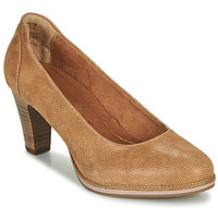 Shoes Women Court shoes Tamaris FEELINA Brown