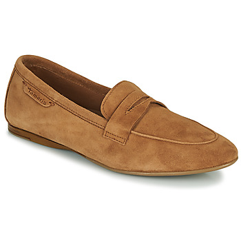 Shoes Women Loafers Tamaris LIMONA Brown
