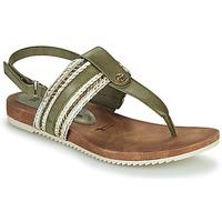 Shoes Women Sandals Tamaris LOCUST Pistachio