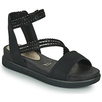 Shoes Women Sandals Tamaris NOLLA Black