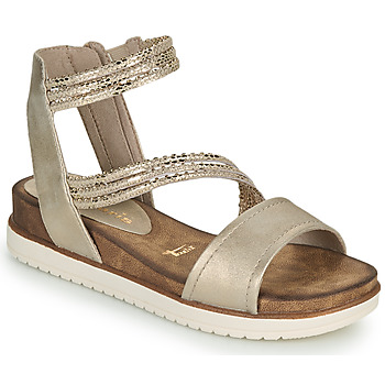 Shoes Women Sandals Tamaris NOLLA Gold