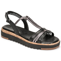 Shoes Women Sandals Tamaris BENNA Black