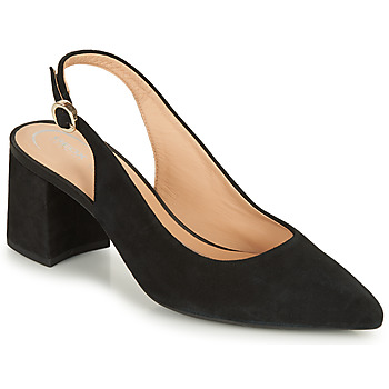 Shoes Women Court shoes Geox D BIGLIANA A Black