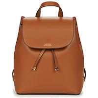 Bags Women Rucksacks Lauren Ralph Lauren DRYDEN BACKPACK Cognac