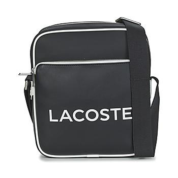 Bags Men Pouches / Clutches Lacoste ULTIMUM Black