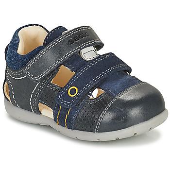 Shoes Boy Sandals Geox KAYTAN Marine
