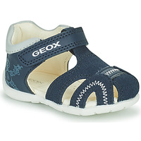 Shoes Boy Sandals Geox ELTHAN BOY Marine