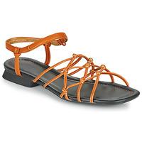 Shoes Women Sandals Camper CASI MYRA SANDAL Brown