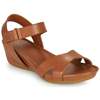 Shoes Women Sandals Camper MICRO Brown