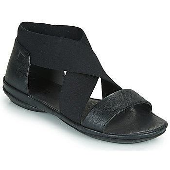 Shoes Women Sandals Camper RIGHT NINA Black