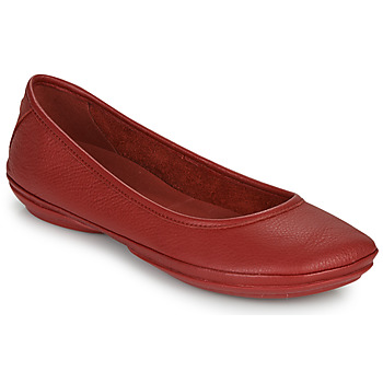 Shoes Women Ballerinas Camper RIGHT NINA Red