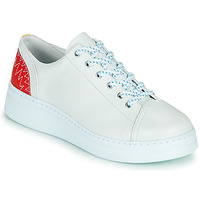 Shoes Women Low top trainers Camper RUNNER UP White / Red