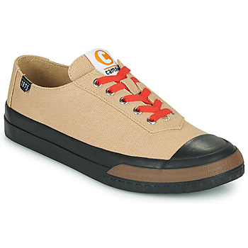 Shoes Men Low top trainers Camper CAMALEON Beige