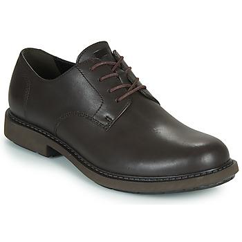 Shoes Men Derby shoes Camper NEUMAN Brown