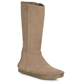 Shoes Women Boots El Naturalista LUX Brown