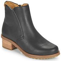 Shoes Women Ankle boots El Naturalista SOFT Black