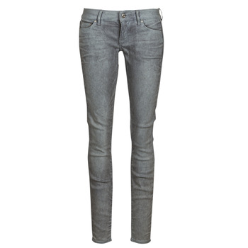 material Women Skinny jeans G-Star Raw 3301 Low Skinny Wmn Dk / Aged