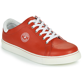 Shoes Women Low top trainers Pataugas TWIST/N F2F Red