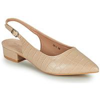 Shoes Women Court shoes Moony Mood OGORGEOUS Nude