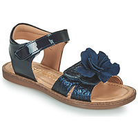 Shoes Girl Sandals Bisgaard AGNES Marine