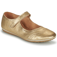 Shoes Girl Ballerinas Bisgaard RIA Gold