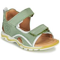 Shoes Children Sports sandals Bisgaard ARTHUR Green