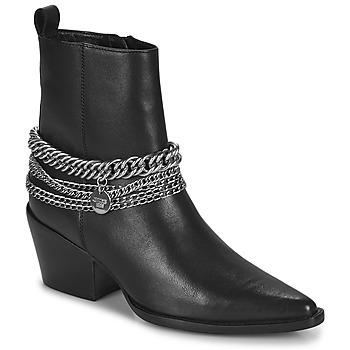 Shoes Women Boots Bronx JUKESON Black