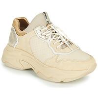 Shoes Women Low top trainers Bronx BAISLEY Beige