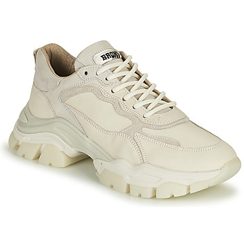Shoes Women Low top trainers Bronx TAYKE OVER White