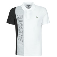 material Men short-sleeved polo shirts Lacoste POLO REGULAR FIT YH9852 Multicolour