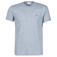 material Men short-sleeved t-shirts Lacoste MYRTH Grey