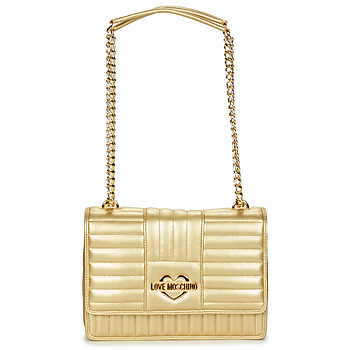 Bags Women Shoulder bags Love Moschino JC4064PP1C Gold