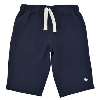 material Boy Shorts / Bermudas Petit Bateau LAVIEN Marine