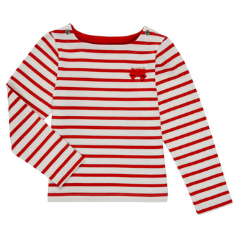 material Girl Long sleeved shirts Petit Bateau MAHALIA Multicolour