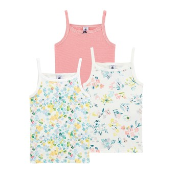 material Girl Tops / Sleeveless T-shirts Petit Bateau JOPIL Multicolour