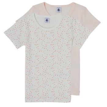 material Girl short-sleeved t-shirts Petit Bateau OLUYV Multicolour