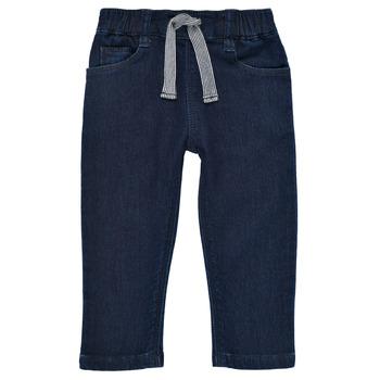 material Boy slim jeans Petit Bateau MILET Blue