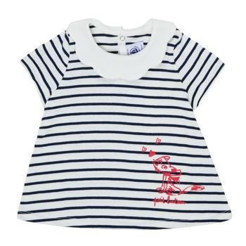 material Girl short-sleeved t-shirts Petit Bateau MELIANE Multicolour