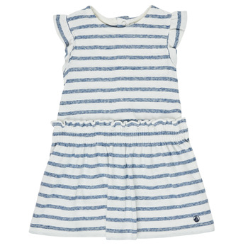 material Girl Short Dresses Petit Bateau MILANAIS Multicolour