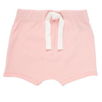 material Boy Shorts / Bermudas Petit Bateau MATHEO Pink